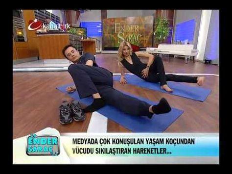Dr. Ender Saraç - Vücudu sıkılaştıran hareketler...