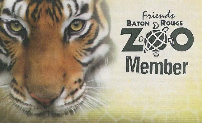 our Zoo To-Do list: Become a member of Friends of the Baton Rouge Zoo ...