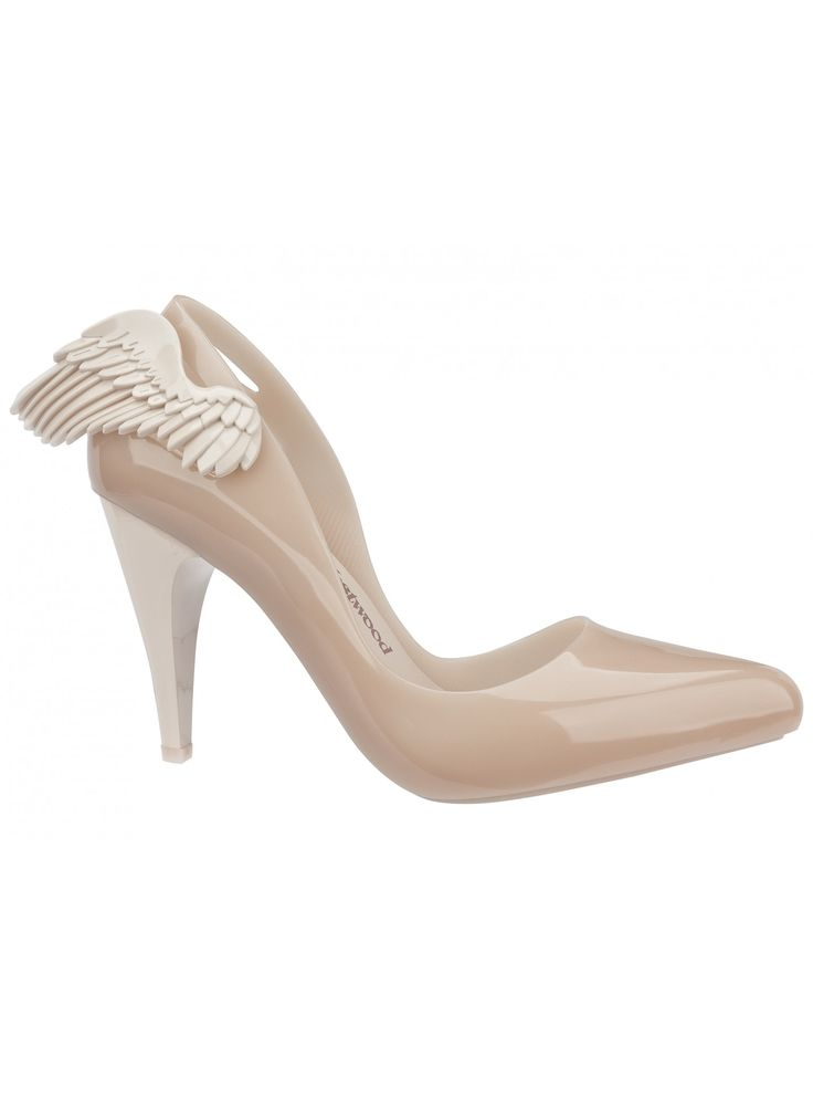 CY : £132 and size 3 in stock?? Vivienne Westwood x Melissa Shoes