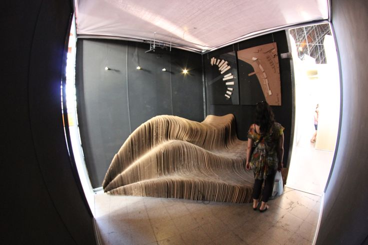 Galería - Muestra Universitaria en la XVIII Bienal de Arquitectura / Educando al Arquitecto del Futuro - 29/ Parametrico / Universidad Andres Bello / SILLON MULTIPOSICION