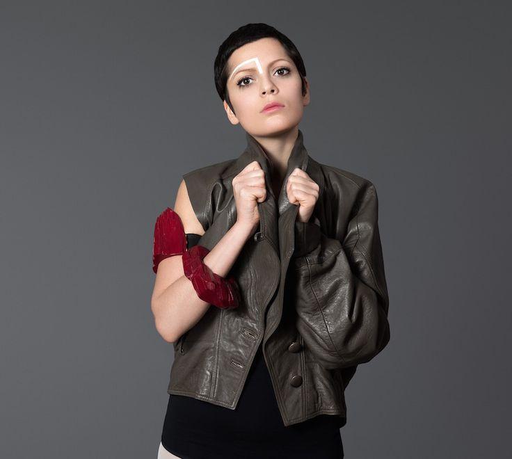 photo by www.henrikkorpi.com model Deniz Södergren Louise Bankander Lookbook 2016
