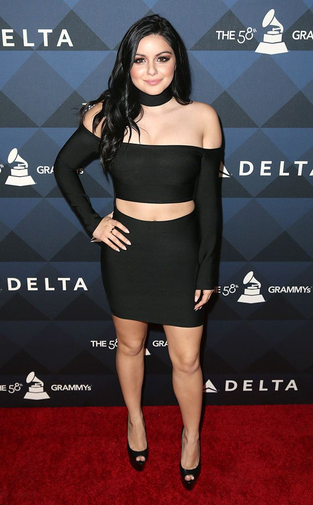 Ariel Winter from Grammys 2016: Party Pics | E! Online