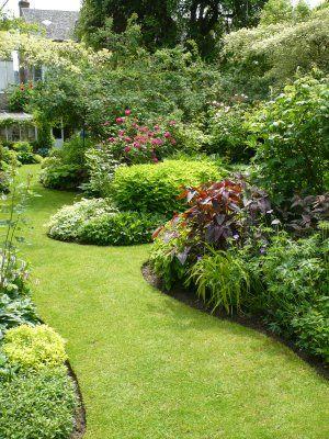 Balades dans de beaux jardins: Le Jardin privé dAndré Eve