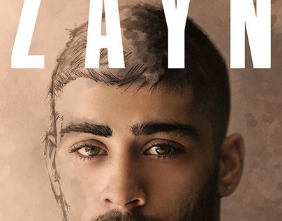 """Check out new work on my @Behance portfolio: """"[Contest finalist] Remix Zayn's book cover"""" http://be.net/gallery/46638637/Contest-finalist-Remix-Zayns-book-cover"""