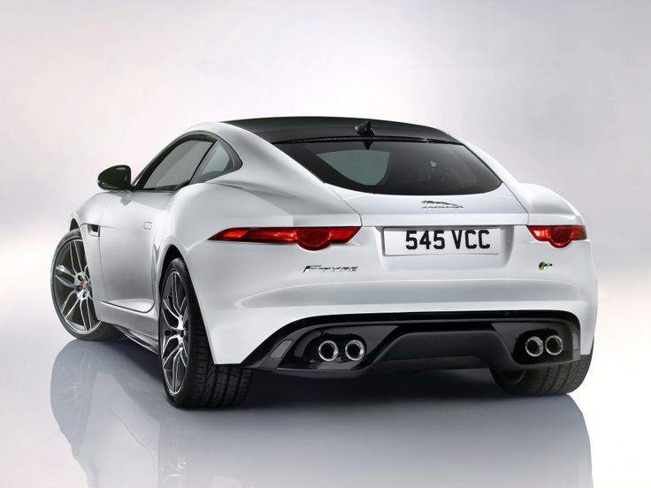 2015 Jaguar F Type R Coupe Rear   Http://carwallpaper.org/