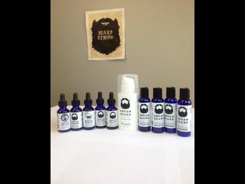 Dream Beard Oils, Wash & Conditioner  Beard Oils by Dream Beard.                           Find them at http://dreambeard.com  #dreambeard #beardoil #beardwash #beardconditioner
