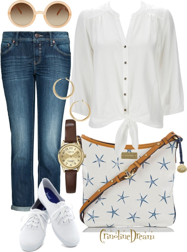 """""""Theme Park Excursion"""" by crinolinedream on Polyvore"""