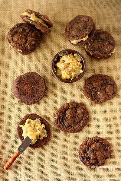 German cake cookies recipes