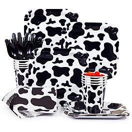 Cow Print Party Decorations, Ideas and Supplies | WholesalePartySupplies.com