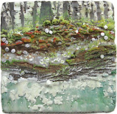 robin luciano beaty  - one of my top 3 encaustic artists to admire