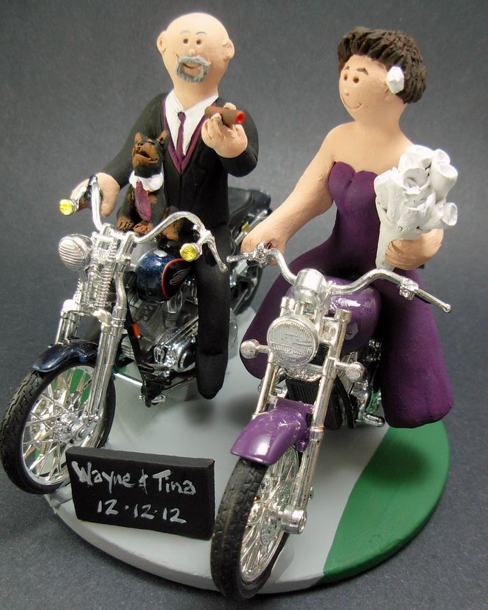 motorcycle wedding cake toppers unique 127 best wedding cup cake ideas images on 17617