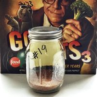 Alton Brown's Taco Potion #19. Substitute Arrowroot flower for the Corn Starch and I think you're golden.