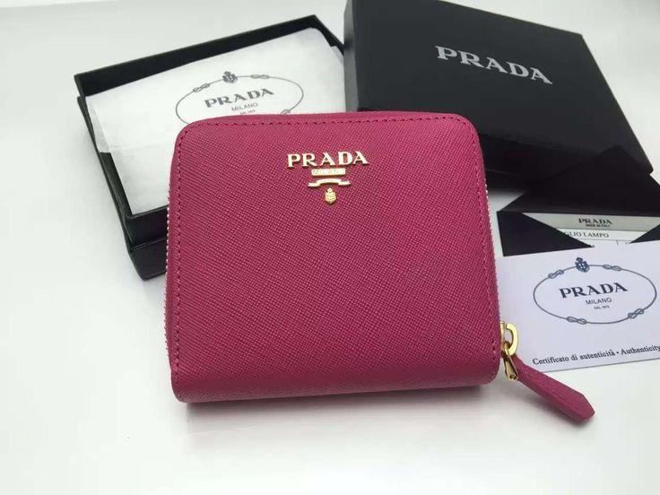 Prada Wallets For Women