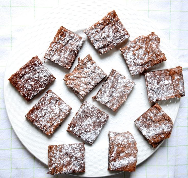 Sinner Sunday: Nutella Brownies