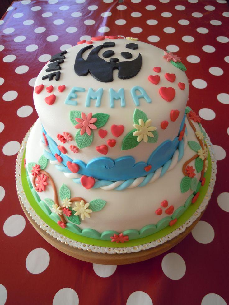 TORTA 7 ANNI EMMA ... CON IL WWF! http://creandosicrescecrescendosicrea.tumblr.com/post/59665144575/la-mia-torta-per-il-compleanno-di-emma-emma