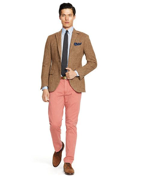 How to Style Chinos