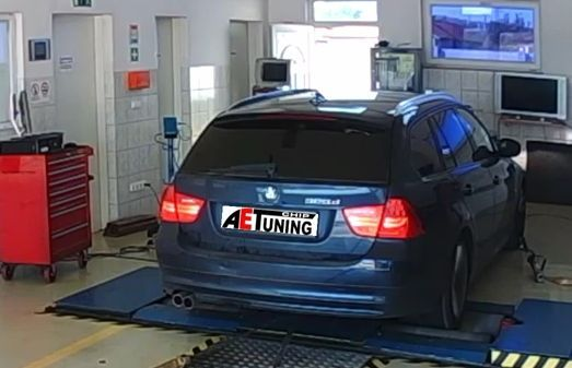 BMW 325D 204LE Chiptuning referenciák