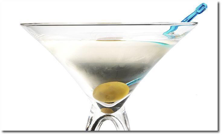 Cocktail Wodka Martini