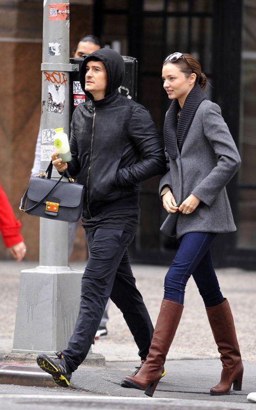 Miranda Kerr with Orlando Bloom | Celebrity-gossip.net