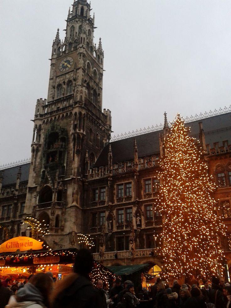 L'albero di Marienplatz