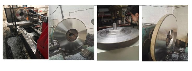 1A1 D750 Resin Bond Diamond Grinding Wheel For Thermal Spray Coating. More SuperHard has produced the largest diameter of grinding wheel at domestic.  1A1 D750 Resin bond diamond grinding wheel for thermal spraying coating.  It has once again created a new record . sales@moresuperhard.com