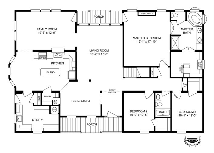 clayton homes home floor plan manufactured homes modular homes mobile homes - Home Floor Plans