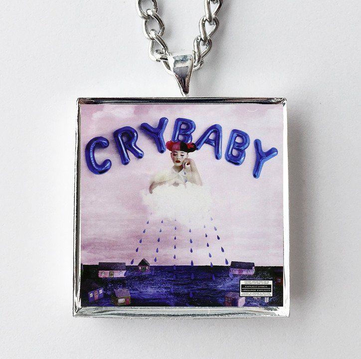 Melanie Martinez - Cry Baby - Album Cover Art Pendant Necklace