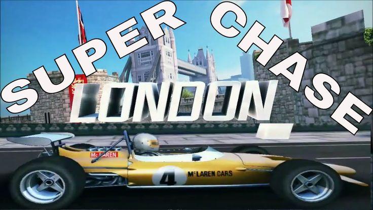 ASPHALT 8 AIRBORNE MCLAREN IN LONDON AWESOME CHASE walkthrough  gameplay...