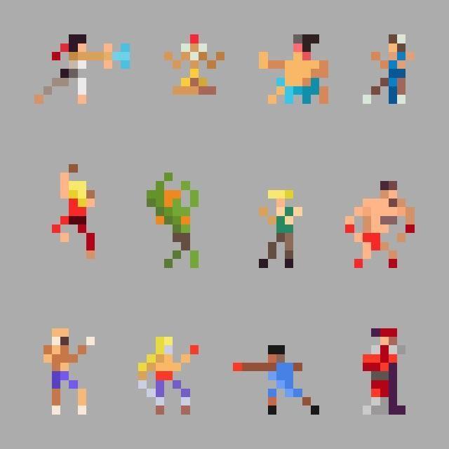 14+ Pixel fight info