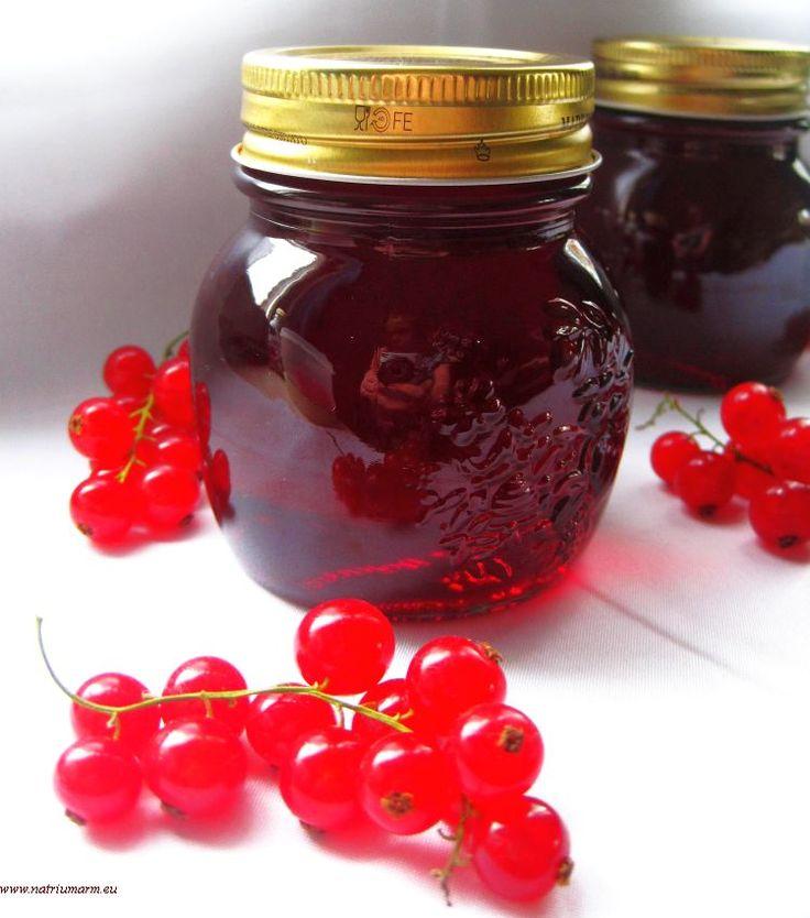 Aranka's Kookblog | Zelf heerlijke Rode bessengelei maken | Aranka's Kookblog