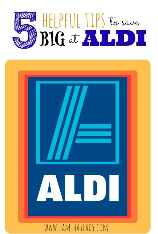Have you been scared to check out Aldi? Here is a post to prepare you for some of their different rules and how to save money by shopping at Aldi!