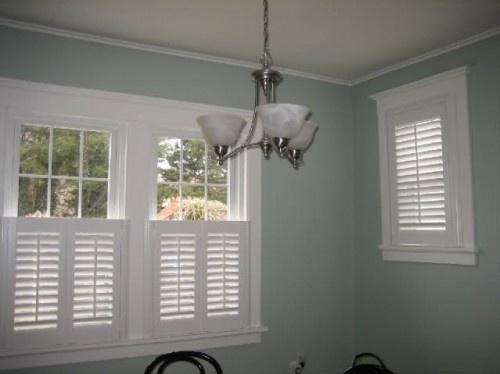 interior window shutters