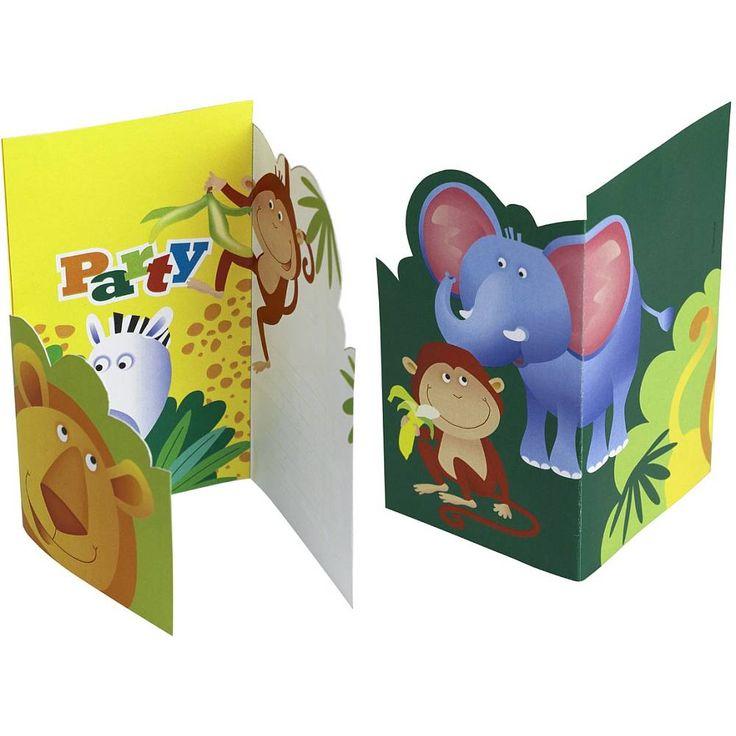 Einladungskarten Kindergeburtstag Basteln Vorlagen : Kindergeburtstag Einladung Selber Basteln Vorlagen - Kindergeburtstag Einladung - Kindergeburtstag Einladung