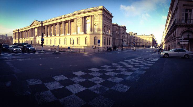 Paris Palais royale rue Rivoli