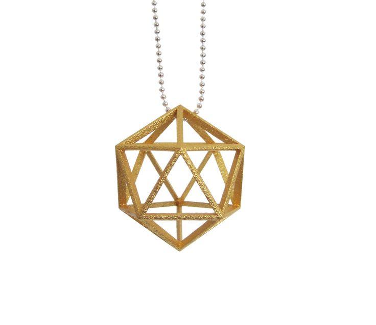 Convex Polyhedra ketting www.smart3dprint.nl
