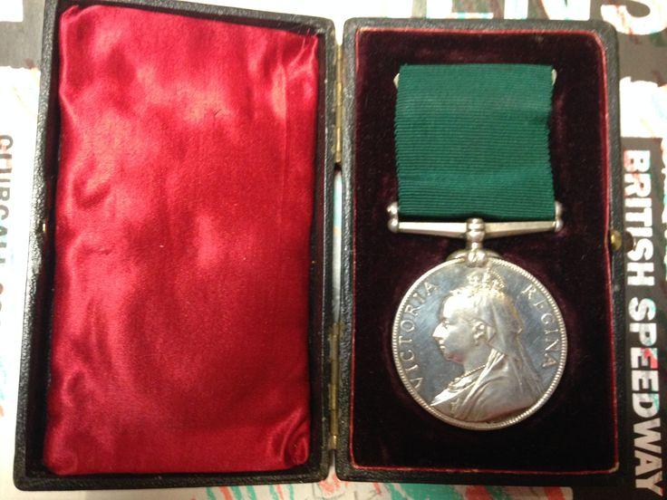 Victorian Volunteer Medal