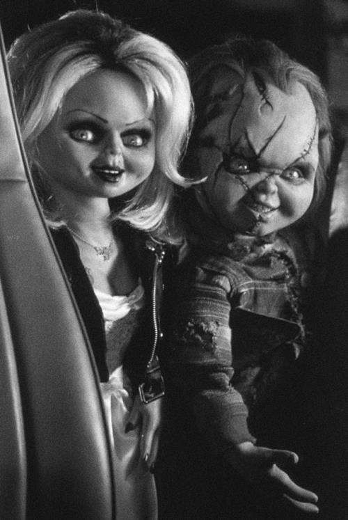 Tiffany & Chucky