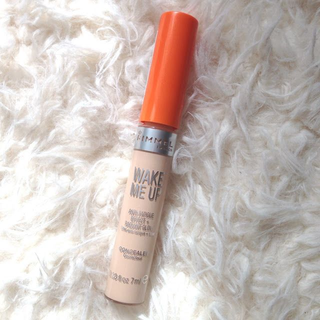 Rimmel Wake Me Up Concealer in Ivory - Inthefrow