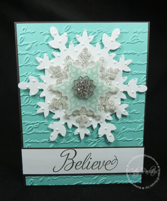 Clean Snowflake