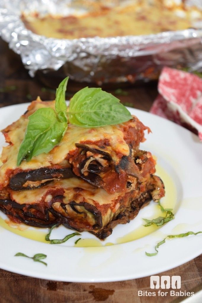 Caprese Eggplant Rolls
