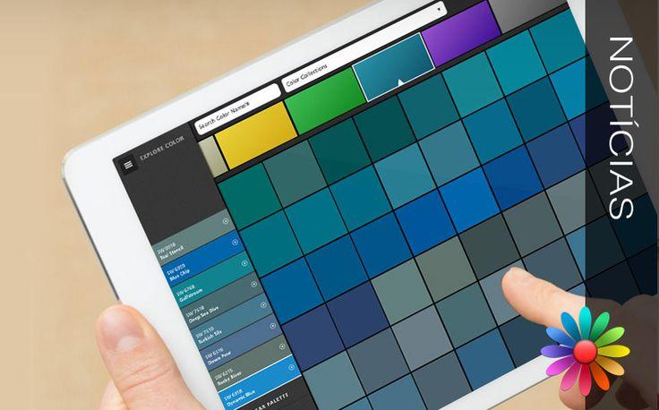 Apps – Simuladores de Pintura