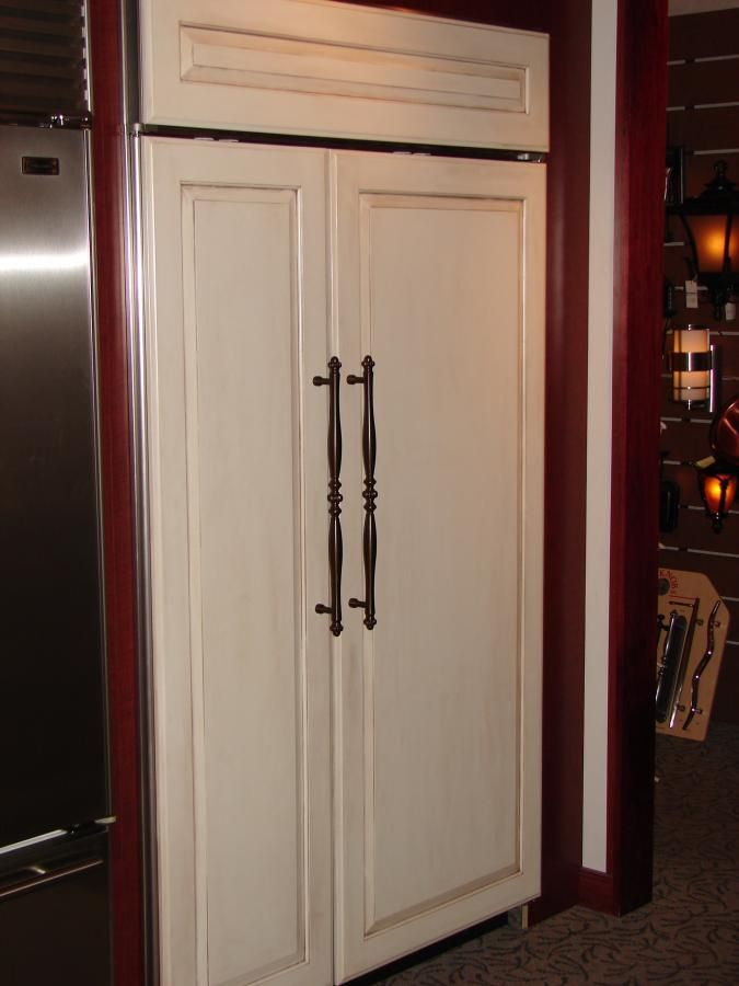 Wood Refrigerator Panels Re Poplar Raised Home Ideas In 2018 Pinterest Paneling Panel And