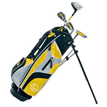 Longridge Challenger Cadet Junior Golf Package With Stand Bag (4  Years)