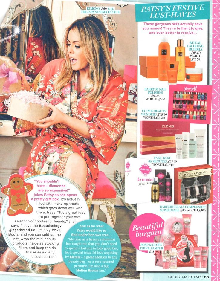 Gorgeous beauty icon and busy mum is loving our 60 Minutes Tan - we are honoured to be featured on her page!