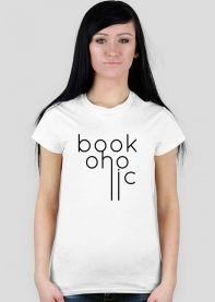 Koszulka Bookoholic / Bookoholic t-shirt