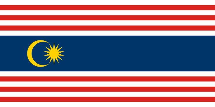 Flag of Kuala Lumpur, Malaysia.svg