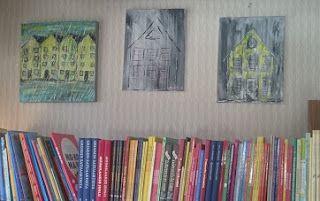 Luovuuden pistos / Sting av kreativitet: Taidenäyttely / Konstutställning