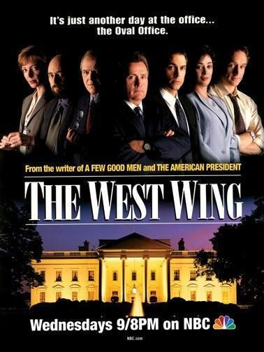 El ala oeste de la casa blanca  9 de 10
