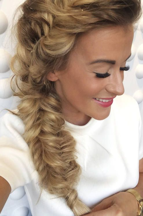That Braid Inspiration Hairstyle