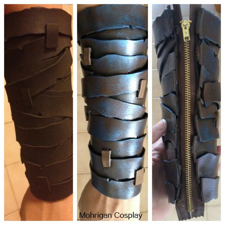how to use craft foam for cosplay